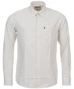 Men's Barbour Dillon Tailored Shirt - Green Check