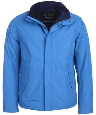Men's Barbour Caldbeck Waterproof Jacket - Beachcomber Blue