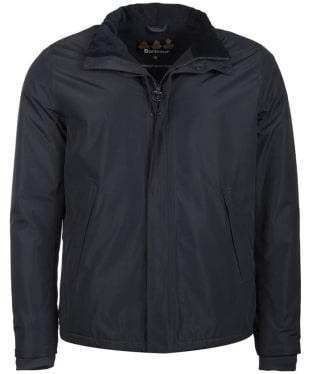 Men's Barbour Caldbeck Waterproof Jacket - Navy