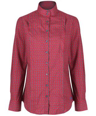 Women's Dubarry Snapdragon Shirt - Malbec