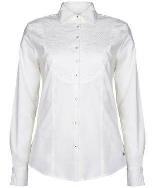 Women's Dubarry Larch Shirt - White