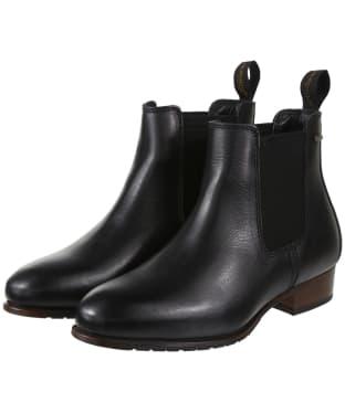 Women's Dubarry Cork Boots - Black