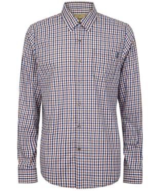 Men's Dubarry Allenwood Shirt - Brown Multi Patchwork
