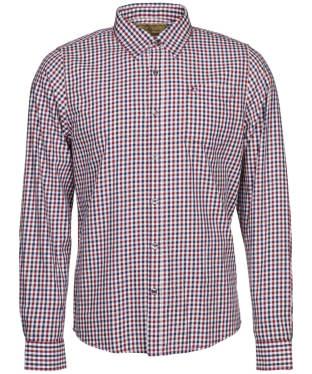 Men's Dubarry Allenwood Shirt - Malbec Multi
