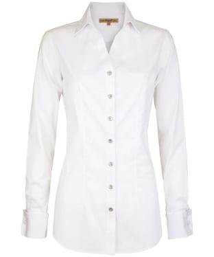 Women's Dubarry Lily Shirt - White