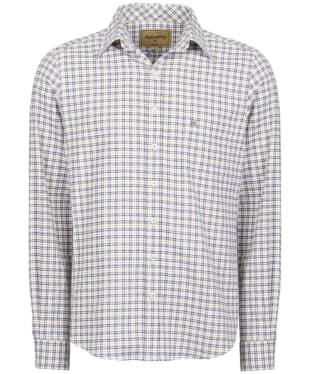 Men's Dubarry Slane Shirt - Teak Multi