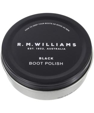 R.M. Williams Stockmans Boot Polish - Chestnut - Black