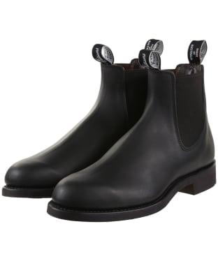 Men's RM Williams Gardener Boots - G fit - Black