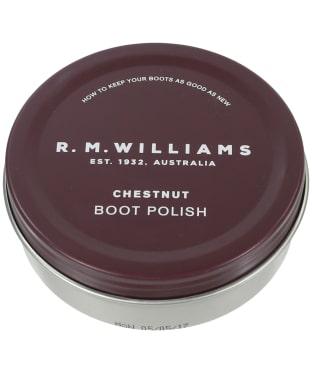 R.M. Williams Stockmans Boot Polish - Chestnut - Chestnut