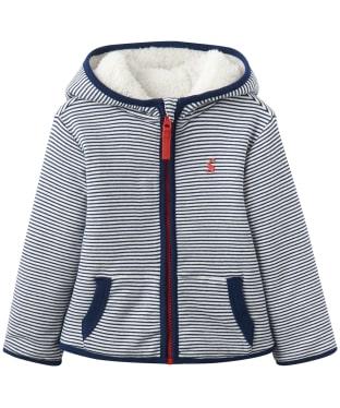 Boy's Joules Toddler James Reversible Fleece, 9-24m