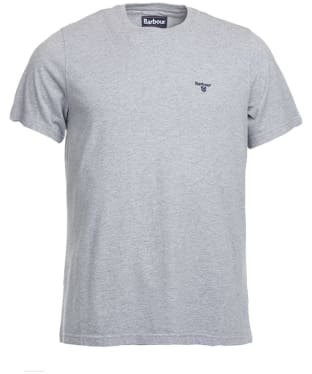 Men's Barbour Sports Tee - Grey Marl