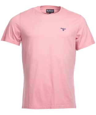 Men's Barbour Sports Tee - Dusty Pink