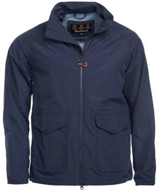 Men's Barbour Dee Waterproof Jacket - Navy