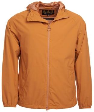 Men's Barbour Irvine Waterproof Jacket - Cinder
