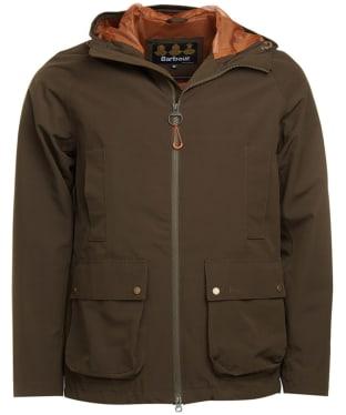 Men's Barbour Medway Waterproof Jacket - Olive