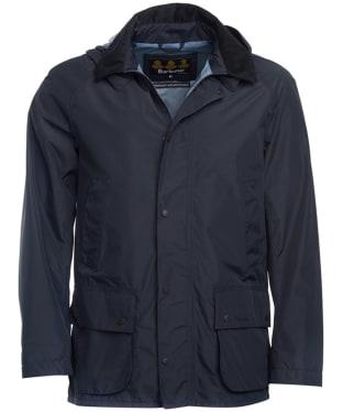 Men's Barbour Bann Waterproof Jacket - Navy