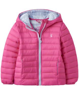 Girl's Joules Infant Kinnaird Padded Jacket, 2-6yrs
