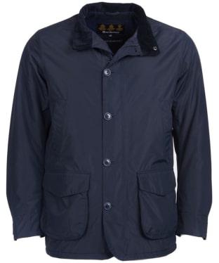 Men's Barbour Temp Waterproof Jacket - Navy