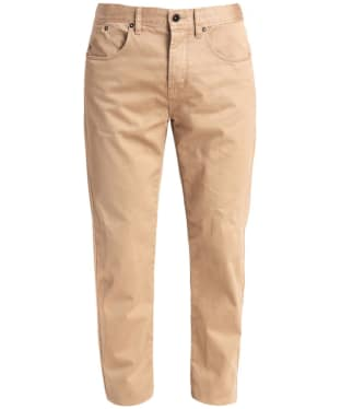 Men's Barbour International Anderson Jeans - Stone