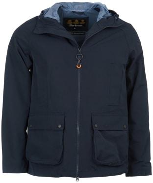 Men's Barbour Medway Waterproof Jacket - Navy