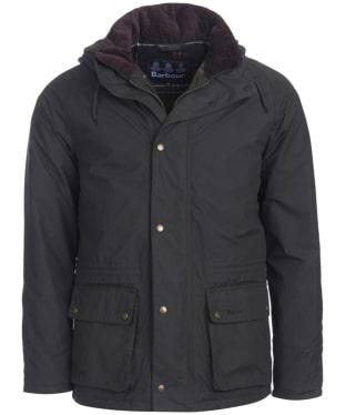 Men's Barbour Woodfold Waterproof Jacket - Sage