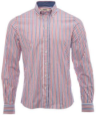 Men's Dubarry Kinvara Shirt - Saffron Multi