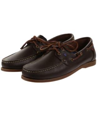 Men's Dubarry Port Deck Shoes - Old Rum