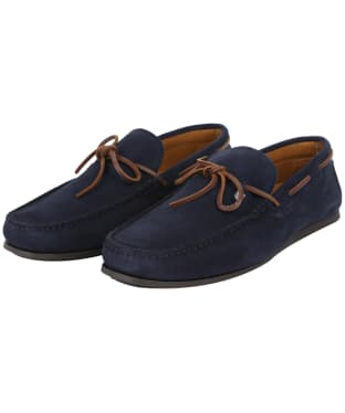 Men's Dubarry Corsica Loafers - French Navy