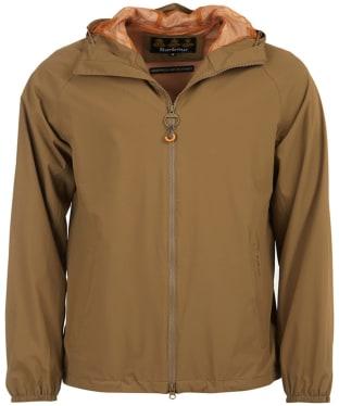 Men's Barbour Irvine Waterproof Jacket - Clay