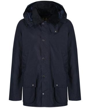 Men's Barbour Ashby Midas Waterproof Jacket - Navy