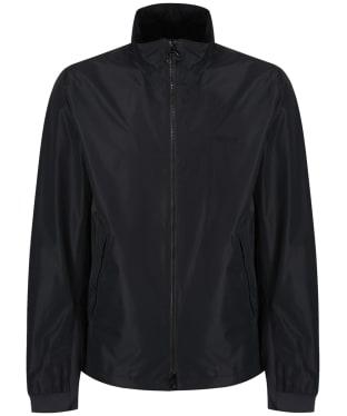 Men's Barbour Admirality Waterproof Jacket - Black