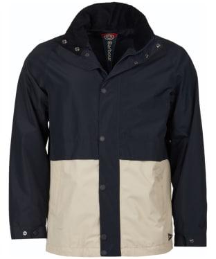 Men's Barbour Dolan Jacket - Navy / Mist