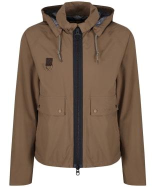 Men's Barbour Speyside Waterproof Jacket - Clay