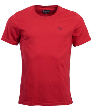 Men's Barbour Sports Tee - Rich Red