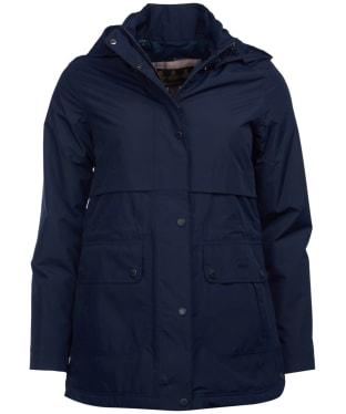 Women's Barbour Altair Waterproof Jacket - Navy
