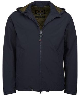 Men's Barbour Whitburn Waterproof Jacket - Navy