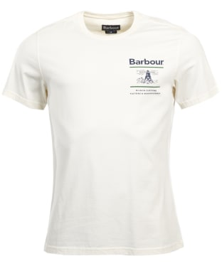 Men's Barbour Reed Tee - Neutral