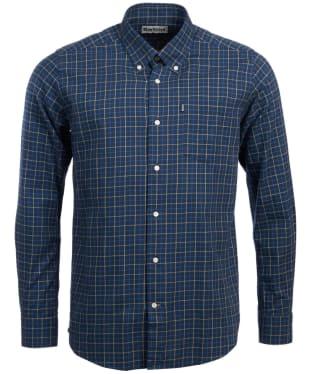 Men's Barbour Dillon Tailored Shirt - Navy Check