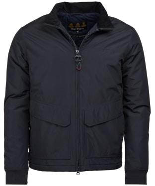 Men's Barbour Herrington Waterproof Jacket - Navy