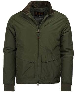 Men's Barbour Herrington Waterproof Jacket - Sage