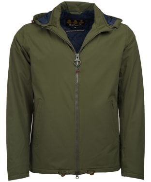 Men's Barbour Whitburn Waterproof Jacket - Olive