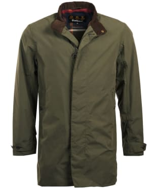 Men's Barbour Golspie Waterproof Jacket - Olive