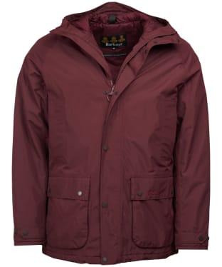 Men's Barbour Southway Waterproof Jacket - Bordeaux