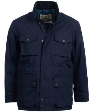 Men's Barbour Kelso Waterproof Jacket - Navy