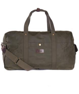 Barbour Oakwell Holdall - Archive Olive