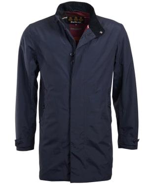 Men's Barbour Golspie Waterproof Jacket - Navy
