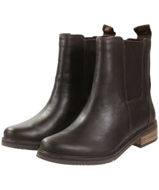 Women's Timberland Mont Chevalier Chelsea Boots - Potting Soil