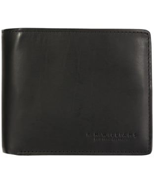 R.M. Williams City Wallet Bi-Fold - Black