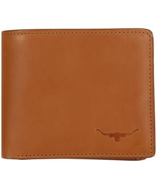 R.M. Williams City Wallet Bi-Fold - Tan