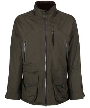 Men's Barbour Swainby Waterproof Jacket - Olive